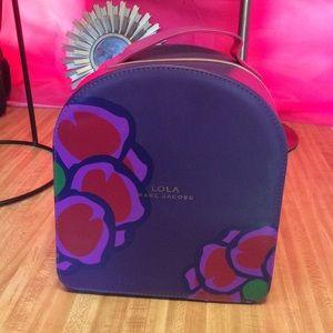 Marc Jacob cosmetics travel box